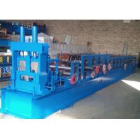 China Building Frame CZ Purlin Roll Forming Machine 400H Steel Frame Chain Transmission wholesale