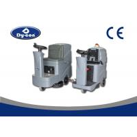 China Dycon Hospital Hotel And Warehouse Ride Type Floor Scrubber Machine , Medium Size Cleaner wholesale
