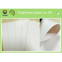 China Ream Packaging Grade A  Heavy Cardboard Sheets , Fine Art Paper Offset Printing wholesale