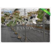 China Agriculture Weed Control Nonwoven Ground Cover / Weed Mat For Crops Growth wholesale