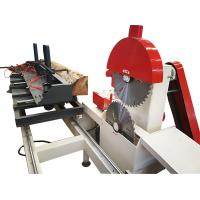 China Woodworking circular saw blade mill vertical cutting wood machine for boards/timber cutting wholesale
