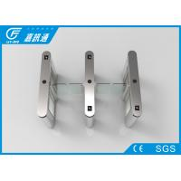 China Heavy Duty Electronic Turnstile Gates , Waterproof Turnstile Security Systems wholesale