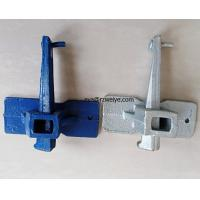 China Zinc plated QT450-10  510g paiting wedge coupler formwork clamp in stock wholesale