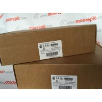 China High reliability 1756-L62 CPU Allen Bradley Modules 4MB MEMORY CONTROLLOGIX LOGIX5562 wholesale