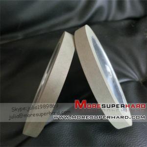 China Resin diamond grinding wheel for carbide ,1A1 diamond flute grinding wheel on sale