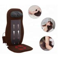 Quality Cervical Pain Relieve Massage Seat Cushion Car Vibrating Seat Massager for sale