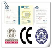 Qingdao Aoshuo CNC Router Co. , Ltd Certifications