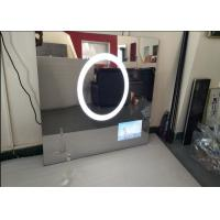 Rectangle Large Mirror Tv 1920 X 1080 Resolution , Mirror Vision Tv With Screen