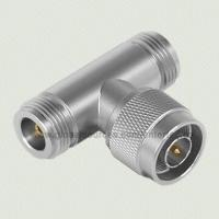China N Connector with N F Jack to N M Plug to N F Jack T-angle Adapter wholesale