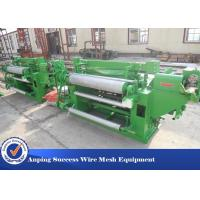 China Fully Automatic Welded Wire Mesh Manufacturing Machine For Welding Screen Mesh wholesale