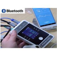 China PM6100 handheld bluetooth portable 7 inch multiparameter patient monitor wholesale