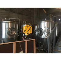 China 20HL Stainless Steel Fermentation Tanks With CIP Arm And Spraying Ball wholesale