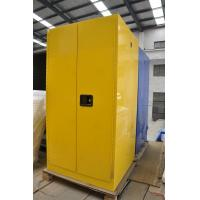China Three Layers Grounding Flammable Gas Storage Cabinets 60 GAL for Chemical wholesale