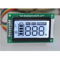 Buy cheap TN 7 Segement Dot Matrix LCD Display Module 3 Digital Display With White from wholesalers