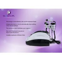 Quality 5 in 1 Weight Reduce Lipo Ultra Cavitation Slimming Ultrasound Device for sale