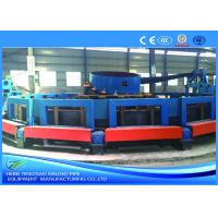 Buy cheap Horizontal spiral jacket Equipment High Frequency Welding from wholesalers