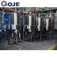 China Efficiency Multiple Effect Evaporation For Sugar Food Industry wholesale
