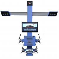 China T75 4 Wheel Drive Wheel Alignment 3EXCEL High Accuracy 3D With Automatic Tracing wholesale