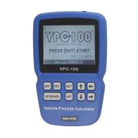 China VPC-100 HandHeld Vehicle Pin Code Calculator With 500 Tokens Update Online wholesale