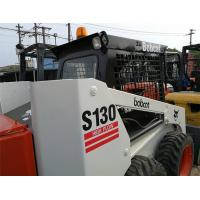 China secondhand bobcat s130/s160/s863 skid steer with good condition/original bobcat for sale on sale