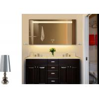 Buy cheap 43 Inch Rectangle Dielectric Mirror TV That Looks Like A Mirror High Brightness from wholesalers