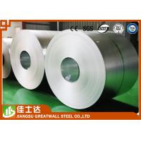 China PPGI HDG SPCC DX51D ZINC Hot Dipped Cold Rolled Steel Strip Galvanized Steel / GI GL on sale