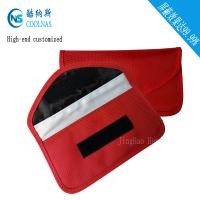 China Radiation Shield  RFID Travel Bags For Cell Phone Signal Blocking wholesale