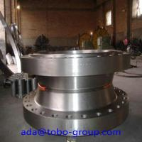China Forged Stainless Steel Flanges And Fittings Carbon Steel Pipe Flanges ASME B16.5 wholesale