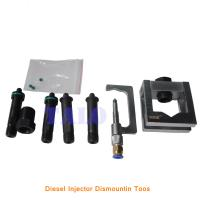 China Diesel Injector Dismounting Tools Bosch Delphi Denso Injector Holder Fixture wholesale