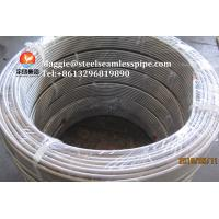 China Stainless Steel Coil Tubing, ASTM A269 TP304,TP304L,TP316L,TP316Ti,TP321,TP347H, Bright Annealed, Boiler tube wholesale