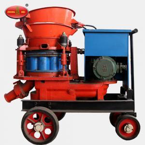 China PZB Mining Explosion Proof Shotcrete Machine On Sale wholesale