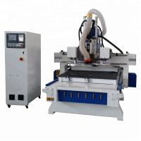 Buy cheap High Speed CNC Router Wood Carving Machine , Automatic Wood Engraving Machine from wholesalers
