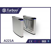China Software Flap Barrier Turnstile Access Controller With Long Life Span wholesale