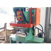 China 500kg Portable Hydraulic Hole Punching Machine Simple For Various Punching Bags wholesale