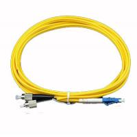 China High Quality Fiber Optic Cable Single Mode FC-LC , Duplex ( SM DX ) wholesale
