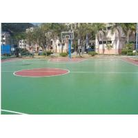 China Indoor sport court tennis court flooring with SGS on sale
