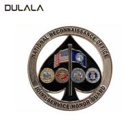 China Die struck Iron soft enamel custom rare military challenge coins,army challenge coins wholesale