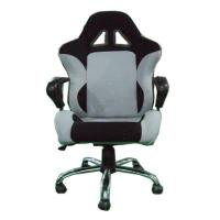 China Customized Fully Adjustable Office Chair With Bucket Seat PU Material 150kgs wholesale
