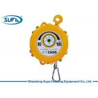 China 85kg - 105kg Capacity Spring Weight Balancer Delicate With Insulation Hanger wholesale