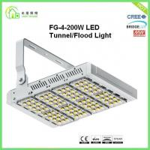 China Football Parking Stadium Yard Led Tunnel Lights 5 Years Warranty 200w 5500k wholesale