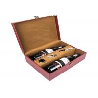 China Elegant Design Gift Packing Box Wooden Wine Box / Mdf Wooden Wine Case wholesale