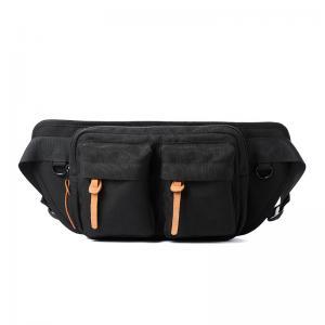 China Oxford material beltbags messenger hip bag running waist bags wholesale