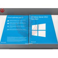 China Windows Operating System Windows Server 2012 standard Retail box wholesale