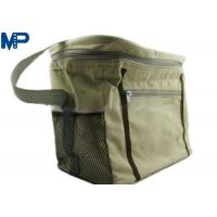 Buy cheap New Cheap Lunch Cooler Duffle Bag with Side Mesh Lunch Custom Printing Camping product