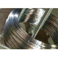 China Low Carton Steel Hot Dipped Galvanized Wire BWG8 Galvanized Iron Wire For Fishing Net wholesale