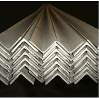 China 304, 304L, 309S, 310S, 300 Series HRAP / Hot Formed Stainless Steel Angle Bars For Gas ISO Certificate wholesale