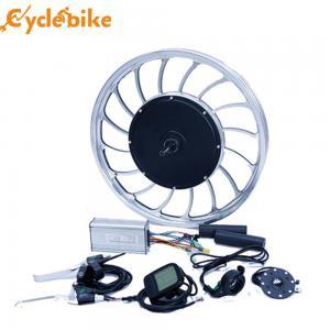"China High torque 20"" 48v 1000w e bike dc hub motor electric bike conversion kit wholesale"