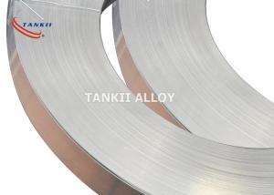 China Type KP NiCr NiAl Chromel Alumel High Temp Alloy 1.0mm Width wholesale