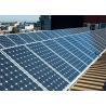China 15A Sun Solar Power Panels 5400 Pa Mechanical Load MC4 Compatible wholesale