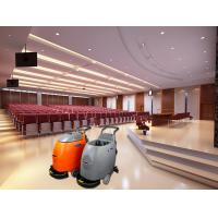 China Compact Minimal Commercial Floor Cleaning Machines With Long Electric Wire wholesale